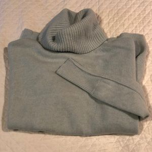 Italian wool cashmere sweater